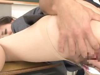 Japanese teacher wants his hot boner