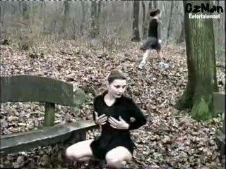 Piss: Park Bench