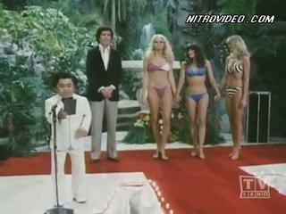 Smoking Hot Barbi Benton Wins a Beauty Pageant In Bikini