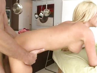 Sassy Tasha Reign gets drilled up her pink taco