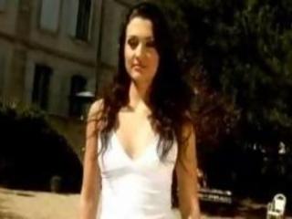Beautiful Italian Latina Babe Pornstar Amazing Hardcore sex Outdoor