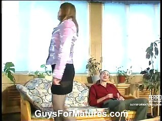 Penelope&Marcus kinky mature video