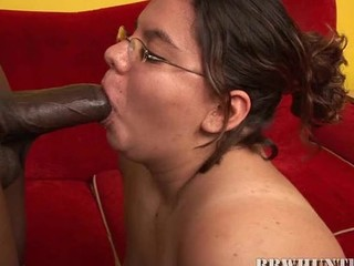 Nasty chubby whore gets banged by pal like not at any time previous to in life