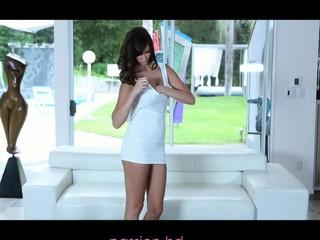 Sexy Holly Michaels Copulates Vehement Stud