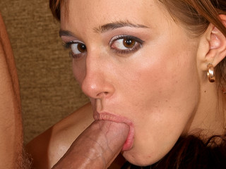 Multiple horny beauties get faces overspread with hawt fellow juices