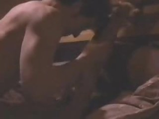Breathtaking Ebony Babe Lisa Bonet Gets Tied Up To a Bed and Fucked