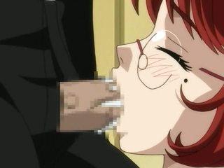 Baku Chichi Bomb 2 - Sexy Hentai Babe Gets Fucked in Threesome