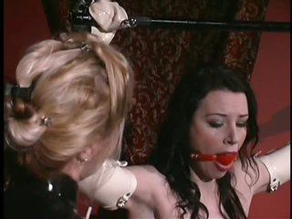 Submissive Anastasia Pierce Gets Tortured By Cruel Mistress Nicolette