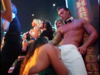 Super Horny Sluts Suck Cock At a Hardcore CFNM Party