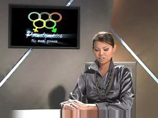 Porn Olympics Bicycle Race M27