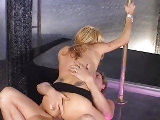 Sassy Chloe Dior enjoys a rough pussy pounding