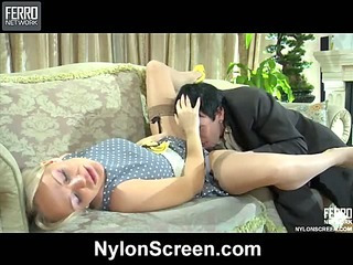 Dolly&Rolf naughty nylon action
