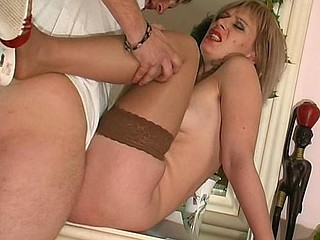Smashing mother i'd like to fuck can