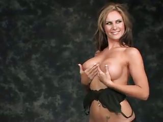 Watch these hot chicks posing in front of the camera and teasing with hot poses. Watch how seductive their attitudes are while they are doing these interviews. These milf, brunette babe and hottie blonde would really, made your day if you watch them with their playmates! Their juicy ass and boobs will blow your mind away. So..