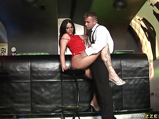 Simony Diamond Doing Ass To Mouth In Hardcore Anal Sex Vid