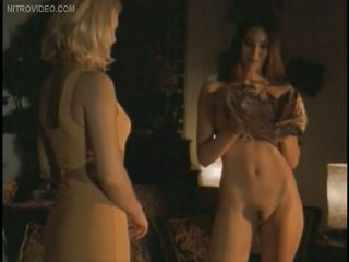 The Sexy Kim Yates & Kitana Baker Having Hot Lesbian Sex