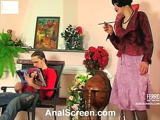 Mia&Mike horny anal video