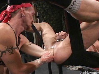 Deep Fisted Daddy
