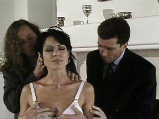 Sharing a hot lady