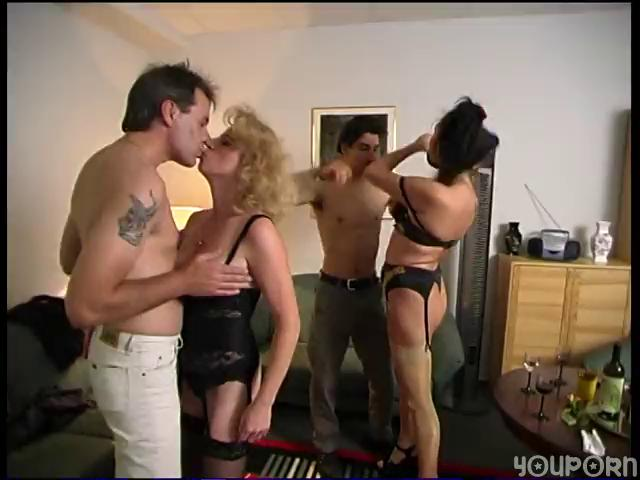 German group sex fucking