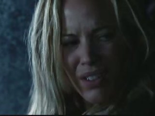 Super Sensual Maria Bello in an 'Assault On Pricinct' Scene