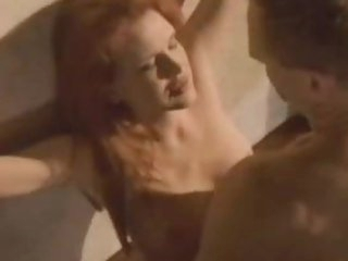 Redhead Regina Russell Giving Head To a Lucky Dude