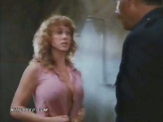 The Busty Blond Lori Jo Hendrix Fucked In The Prison Shower