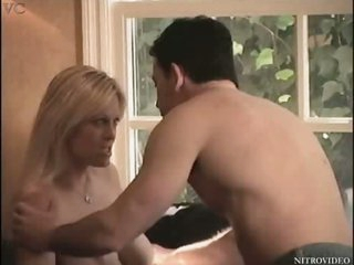 Busty Blonde Brooke Hunter Is Gonna Make You Cum In This Hot Sex Scene