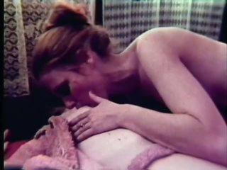 Emma & Lauren In Retro Lesbian Sex