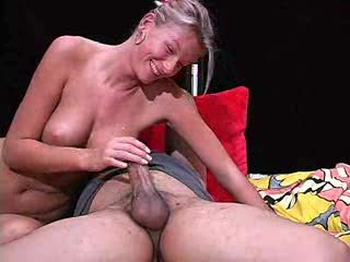 Tobys - Cock massage - Angelina2
