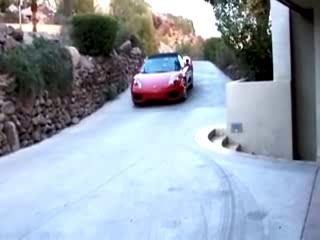 Hot Car Blowjob