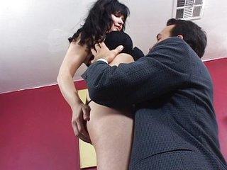 Sexy MILF Carrie Ann pounding a good friend