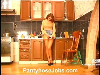 Irene&Anthony perverted pantyhose sex video