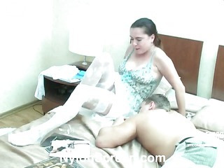 Joan&Adrian amazing nylon movie