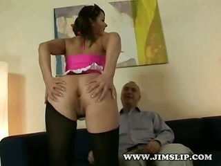 A spanking good fuck