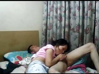 Couple Homemade Voyeur Sex