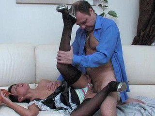 French maid doesn