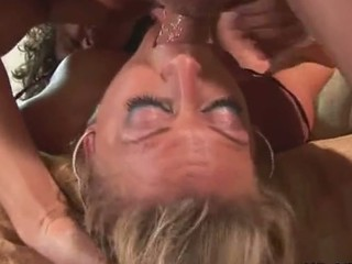 Blond older whore Chelsea Zinn gives an amazing vocalized sex and gets some of the majority insane anal that u will watch!