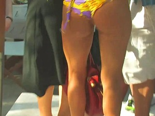 Bikini Ass Girl (YT-CC-OVC) - PunXXX