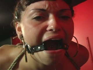 Lovely sex slave abducted and fucked