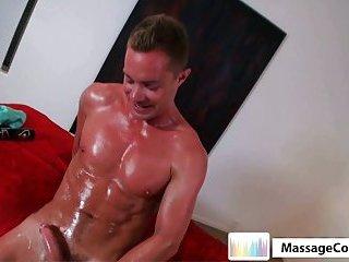 Gay Hard Massage