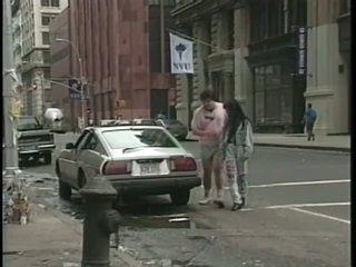 Heather Hunter And Yasmine Pendavis In Interracial Lesbian Action Scene