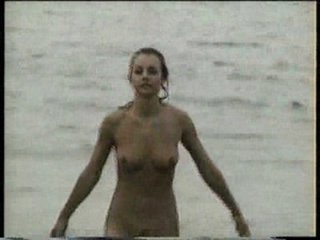 Naked on the beach 2