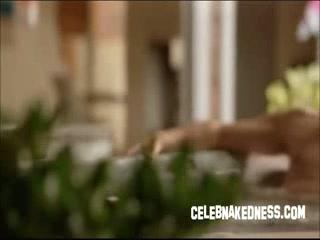 Celeb camilla luddington nude in hottub bare breasts