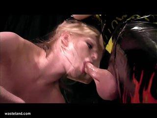 Wasteland Original BDSM: Medical Bondage Gyno Sex 2