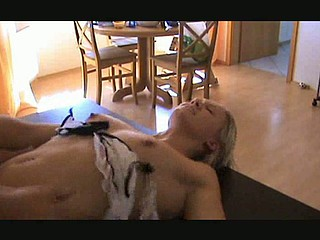 i get fucked by my boyfriend on the kitchen table