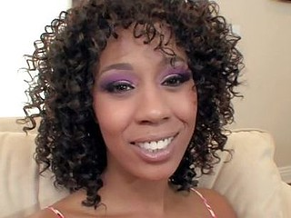 Slow And Sexy Facial With Misty Stone