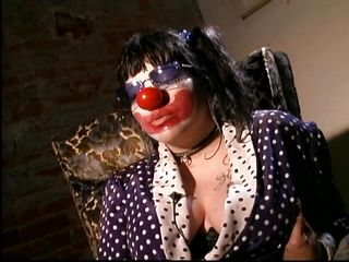 In a very complicated and interesting world sex fetish have many different faces. Here is one and implies red noses and a lot of make up. These clowns are not your every day circus ones. Oh no, there are the different type that know how to give an awesome show. So keep on being entertained by them as they fuck