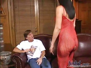 Ice La Fox is a hot latina bitch