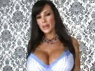 Lisa Ann tempts you with her massive tits